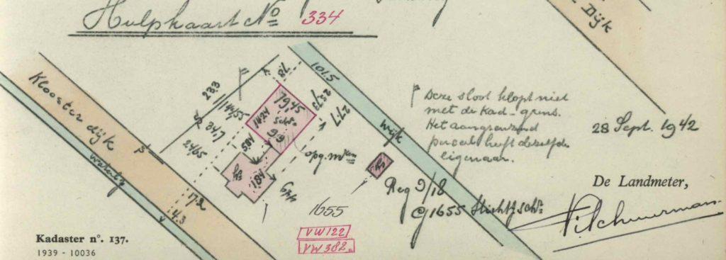 """1940 Familie Smeenk vermaakt de """"Zonnehoeve"""" tot pachtboerderij"""