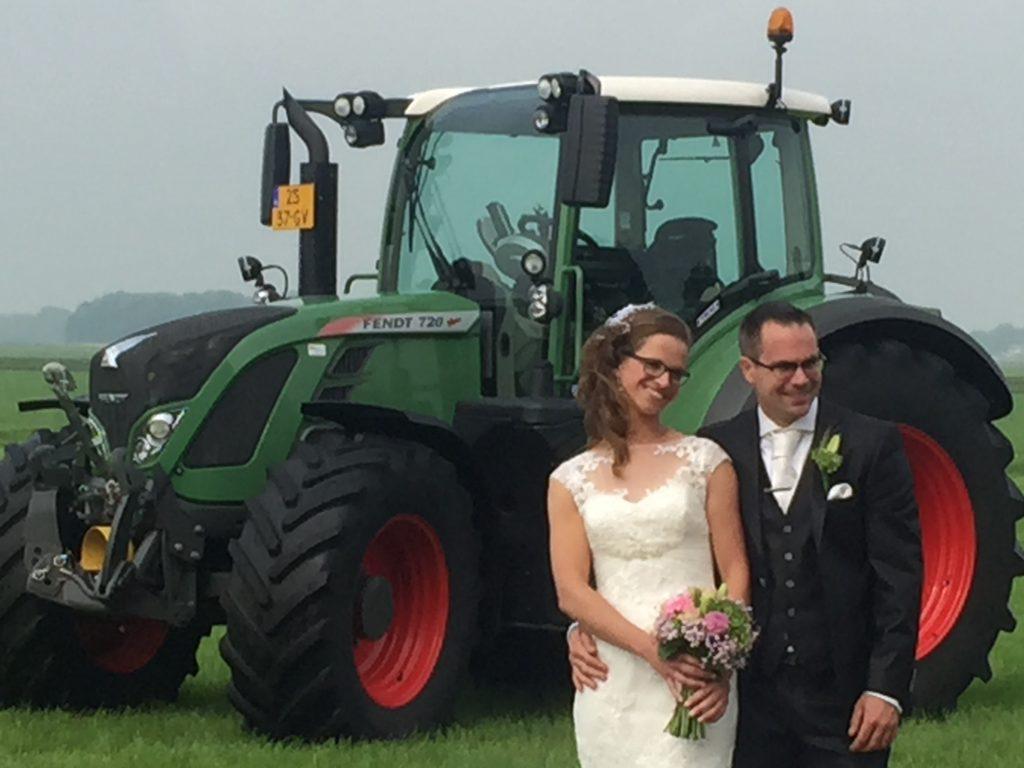 2015 Aniek Schukkert & Roy Ten Peze trouwen