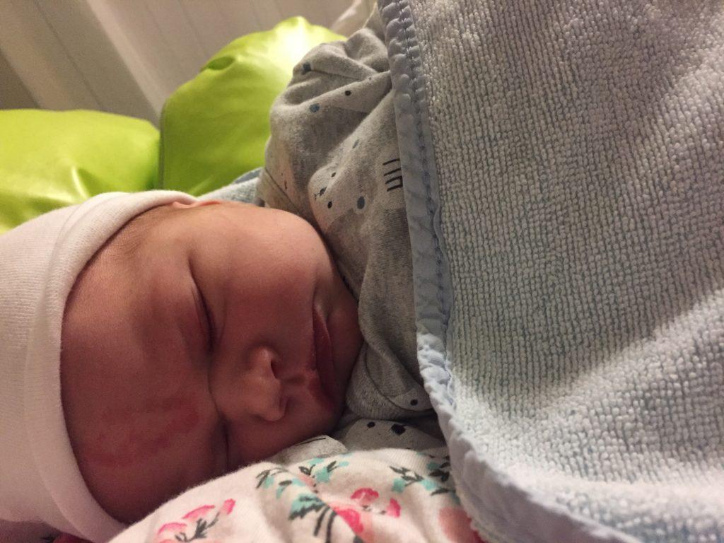 2017 Han & Loïs Krijgen een dochter: Lieveke