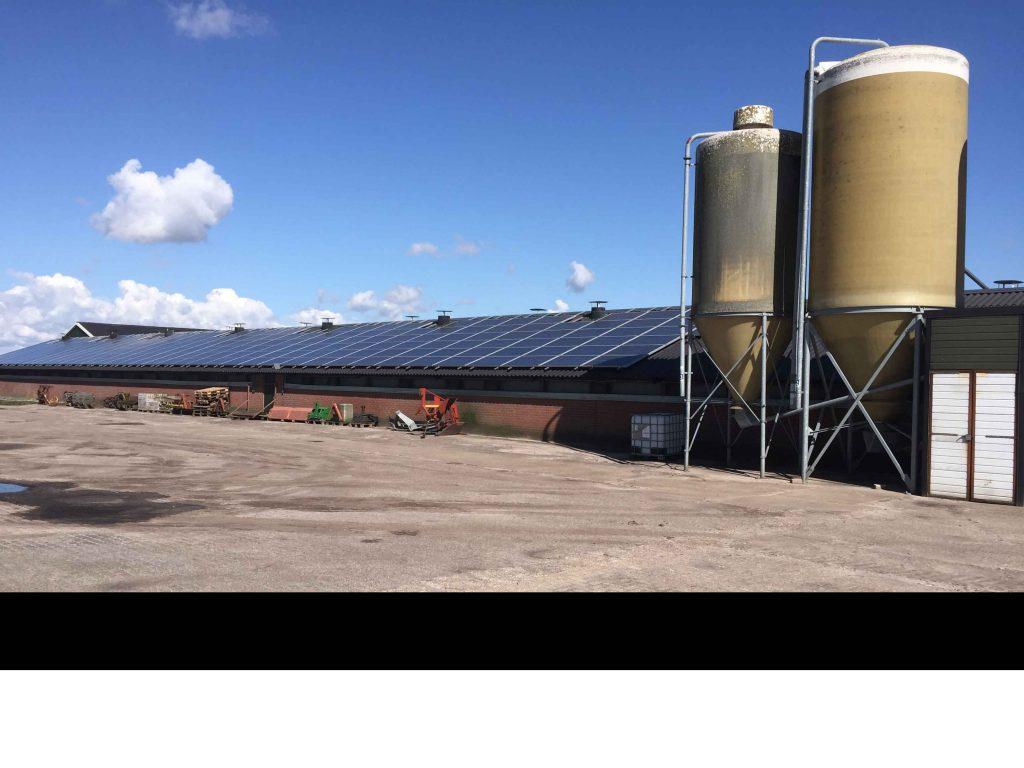 2012 Plaatsing zonnepanelen