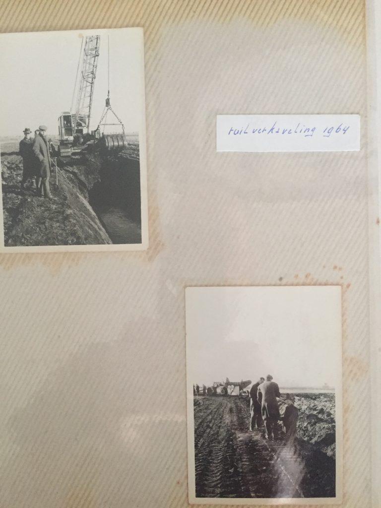 1964 Ruil verkaveling