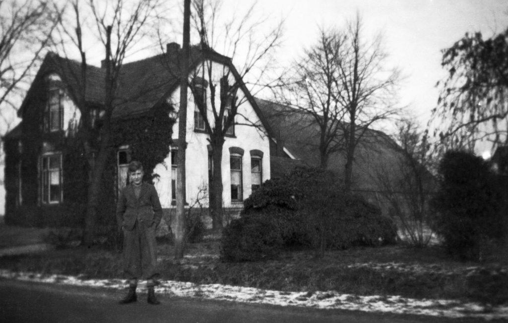 1924 Werd de boerderij geveild