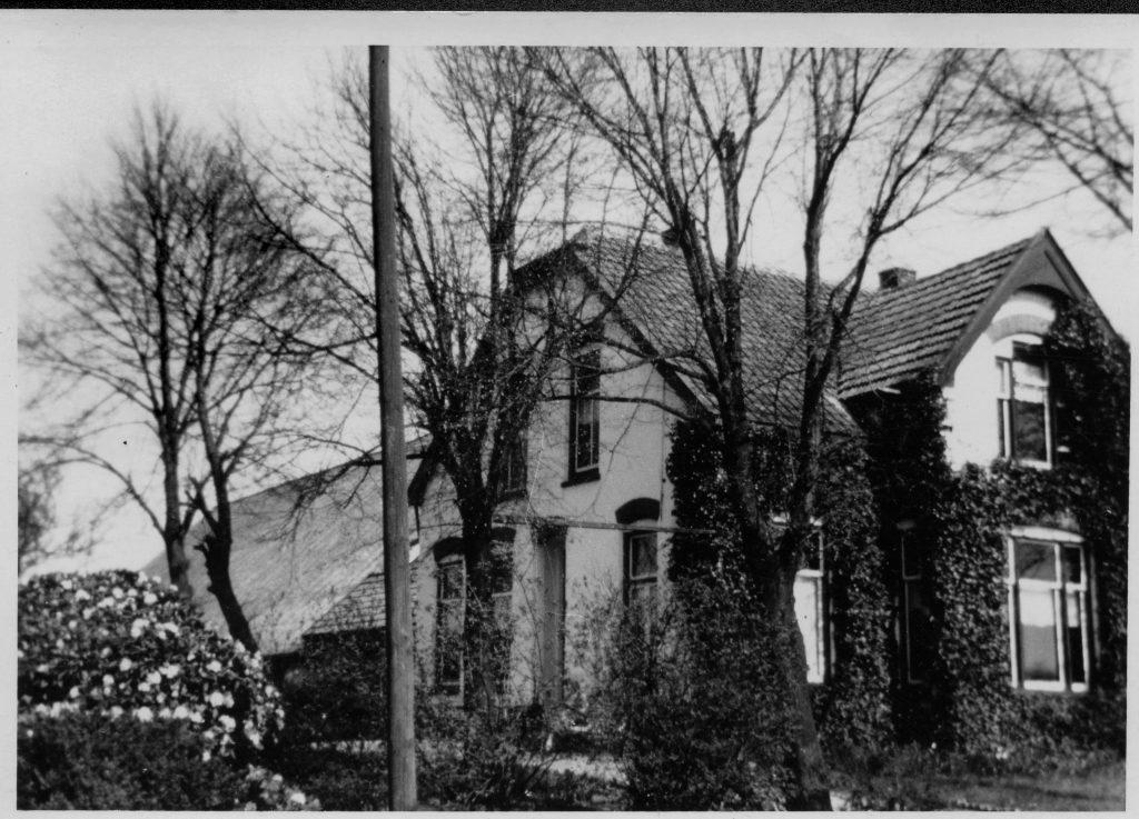"""1917 Herenhuis """"Zonnehoeve"""" gebouwd"""